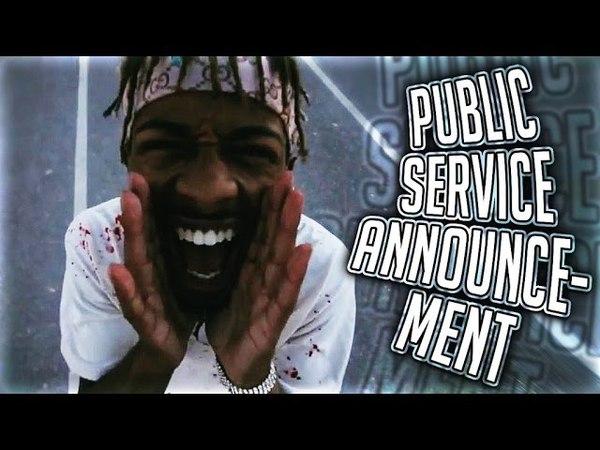 LE$LAFLAME PUBLIC SERVICE ANNOUNCEMENT VLOG3