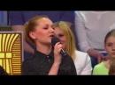Зрители в ШОКЕ! Народная песня Черный ворон под Битбокс в прямом эфире!