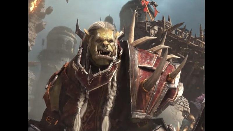 Custom Lego Warcraft High Overlord Varok Saurfang