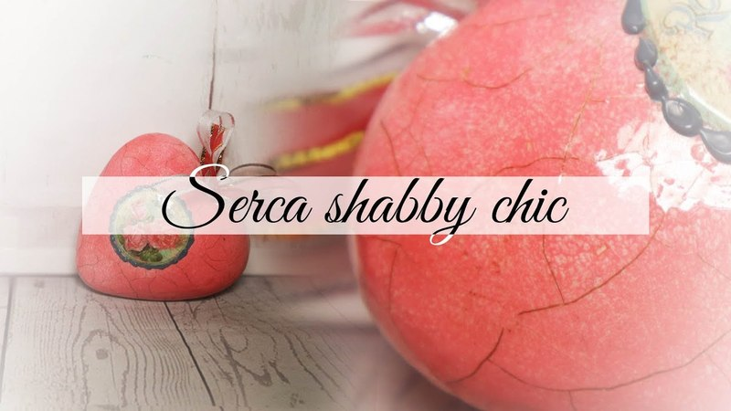 100 DECOUPAGE STYROFOAM SHABBY CHIC / DECOUPAGE SERCA / DECOUPAGE NA STYROPIANIE / TUTORIAL / DIY