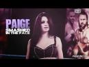 Paige FCW WWE NXT Theme
