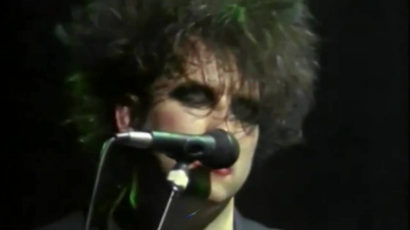 THE CURE - A Forest (Live from Gent-Belgium, HD, Lyrics)