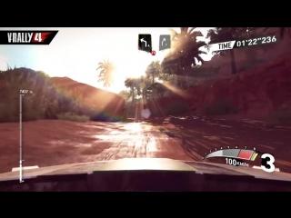 V-RALLY 4 _ Rally Kenya Gameplay by Team VVV