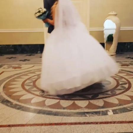 """@kiss1601 on Instagram: """"Наш первый семейный танец) 11052018 семья❤️ свадьба мужжена❤️ любовь счастье"""""""