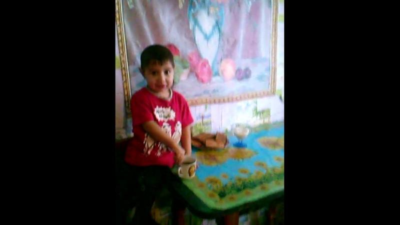 мой сынок Ринат