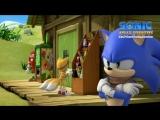 Sonic Boom/(Соник Бум) - 2 сезон - 36 серия - Захватывающая поездка