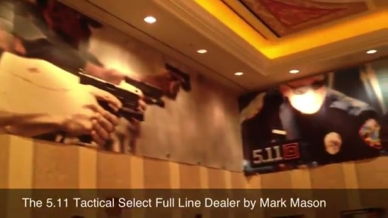 5.11 Tactical Unveils The Select Full Line Dealer At SHOT Show 2012