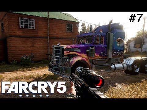 Вдоводел! Far Cry 5 7