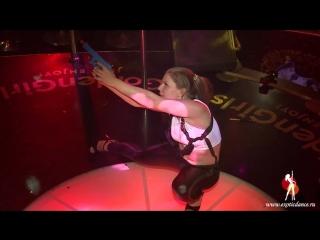 Mortal Combat - отчетный концерт Exotic Dance 22 апреля 2018