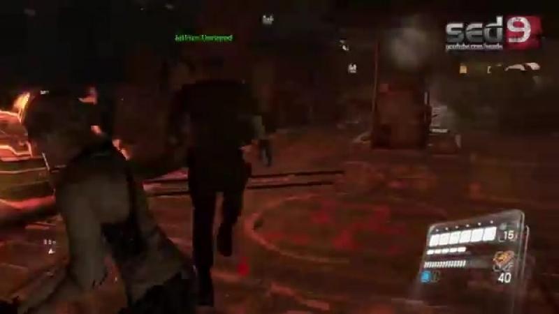Resident Evil 6 [coop] 40 - Почему Ада Вонг помогает нам, она странная