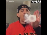 This Guy Can Do The Most Insane Vape Tricks!