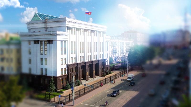 Поздравление Губернатора ЧО Дубровского Б.А. с 9 мая