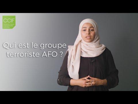 Qui est le groupe terroriste AFO ?