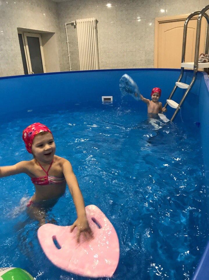 бассейн для аквацентра