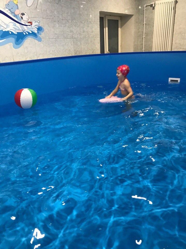 бассейн для детского центра