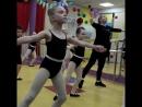 Открытый урок по хореографии в Ступеньках