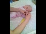 Видео ч.2 Лауре 3 месяца