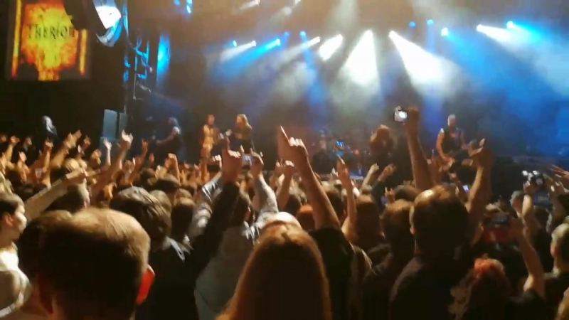 Therion - The Rise of Sodom and Gomorrah