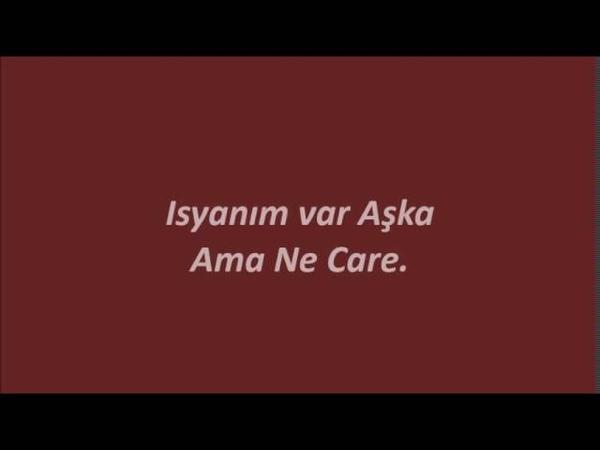 Beni Affet Jenerik Dizi Müziği Şevval Sam Isyanım Var Aşka Lyrics
