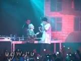 Guf live @ MILK 13-12-2009 feat. Tandem foundation, Баста, Ориджинал Ба (Режиссер Саша МёД)