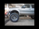 """RIZE INDUSTRIES 10"""" FORD EXCURSION QUAD LINK KIT"""