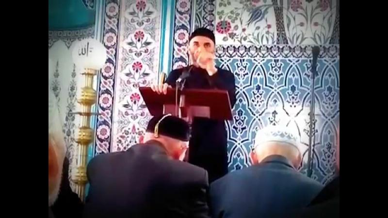 Даьл Элчанах ( с.а.с.) лаьц хьехам - 2 часть ⁄ Дз.Мохьмад
