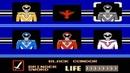 Choujin Sentai Jetman NES - Прохождение Power Rangers Денди, Dendy - Walkthrough