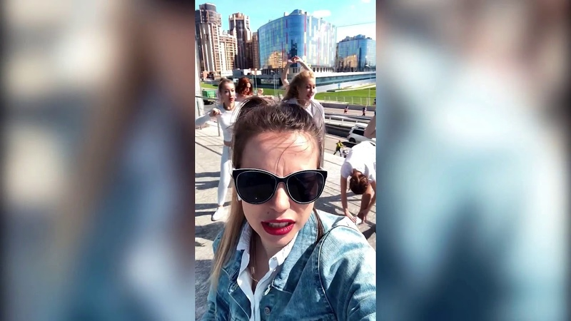 FIFA2018 Dancehall by Yulia Volkova WHY NOT CREW