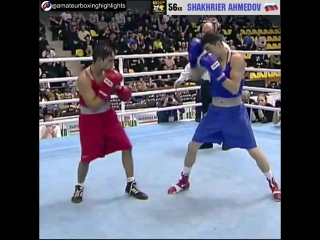Шахриёр Ахмедов (до 56 кг) - Финал на Странной 69th Strandja, Bulgaria