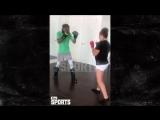 Wiz Khalifa Would Kick Ass In Pro MMA, Says Jay Glazer NR