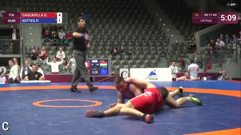 U23 European Championships Highlights Rousse 2016