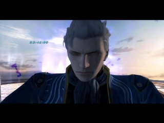 Vergil - I NEED MORE POWER!