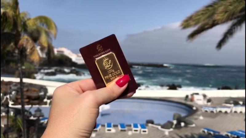 Golding Life Fiesta - 2018 - это твои волшебные каникулы с золотым отливом на райском о-ве Тенерифе!
