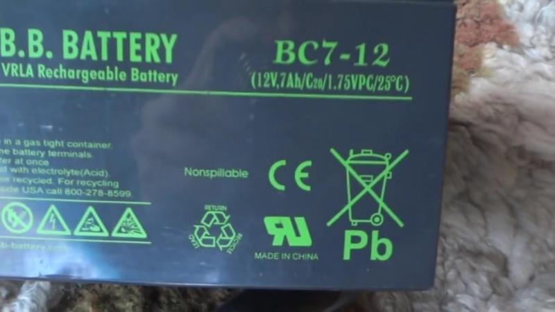 Как запустить замерзший двигатель батарейкой от ИБП