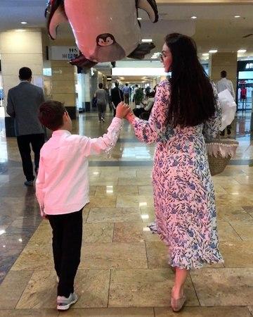 """Alena Vodonaeva on Instagram: """"Очень счастлива и улыбаюсь сегодня весь день. Волнительные эмоции, радость и гордость за сына. Уснуть теперь не могу..."""