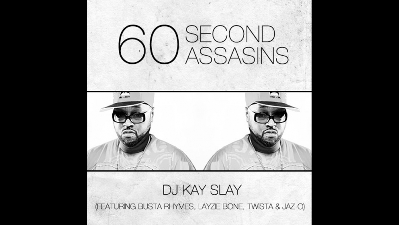 DJ Kay Slay — 60 Second Assassins (feat. Busta Rhymes, Layzie Bone, Twista Jaz-O)