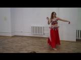 3. Восточный танец