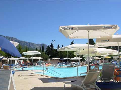 Tucepi hotel Neptun Makarska Kroatien