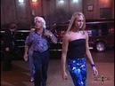 (720pHD): WCW Nitro 06/12/00 - Charlotte Flair Family Backstage