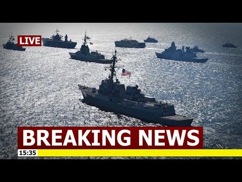 BREAKING - NATO Begins Large-Scale Naval Show In Baltic Sea (BALTOPS 2018)