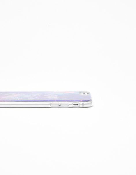 Чехол с надписью для iPhone 6 plus/7 plus