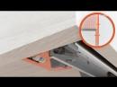 📌 Направляющие MOVENTO от BLUM способны выдерживать до 40 или 60 кг даже при частом открывании и закрывании. Ящики с направляющи