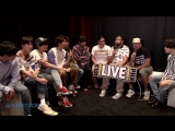BTS  The Morning Mess BBMA Interview 5 19 18