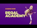 Regal Academy Bumpers - Nickelodeon Arabia