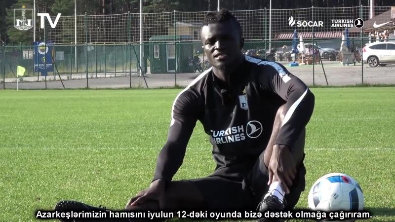 Кваме Карикари «Моя главная задача – забивать голы»