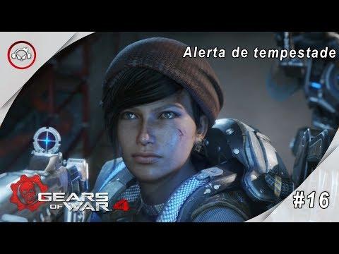 Gears of war 4, Alerta de tempestade Gameplay 16 PT-BR