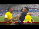 Brésil vs Mexique 2 0