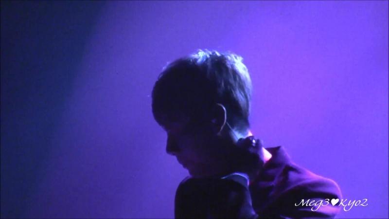20130216 김광석 다시부르기 ② 박효신 - 좋은 사람 멘트 그녀가 처음 울던 날