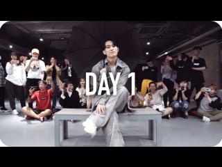 1Million dance studio Day 1 - Honne / Eunho Kim Choreography