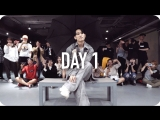 1Million dance studio Day 1 - Honne / Eunho Kim Choreography